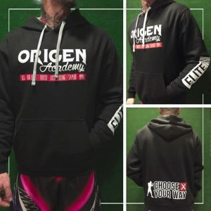 Sudadera Origen Academy